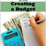 Rules of Thumb for Creating a Budget