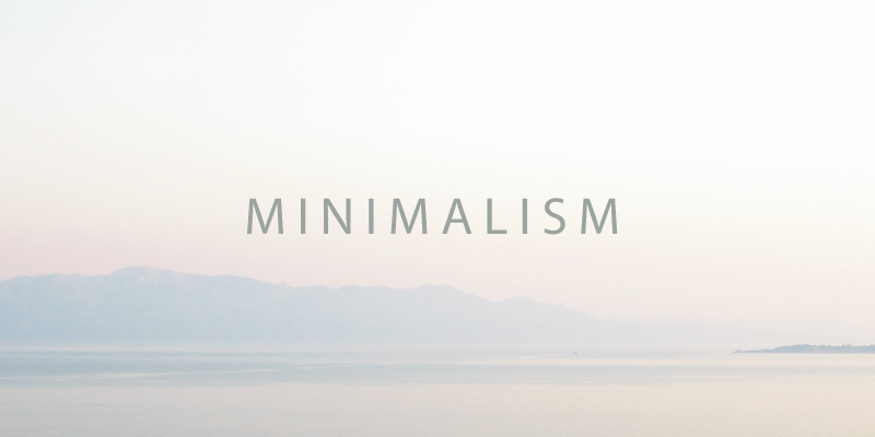 7 benefits of the minimalist lifestyle save a little money for Minimalist living money
